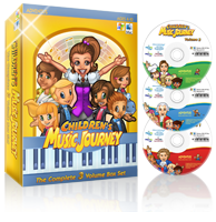 Kids Piano Software