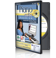 Piano Suite Software