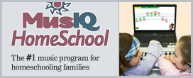 MusIQ HomeSchool image